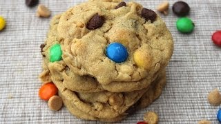 How To Make Monster Cookies- Cookie Monster Style