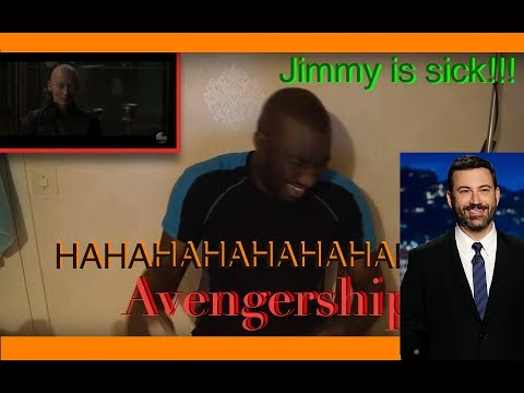 Unnecessary Censorship – Avengers Edition reaction haha