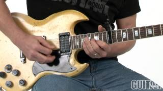 String Theory w/Jimmy Brown - How to Get Mandolin Sound on Guitar