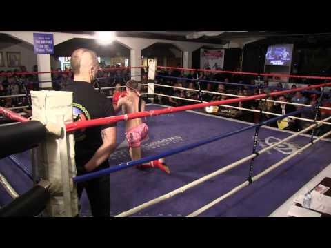 Kyle Broughton vs Dillon Dela Cruz