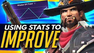 Overwatch | Using Stats To IMPROVE