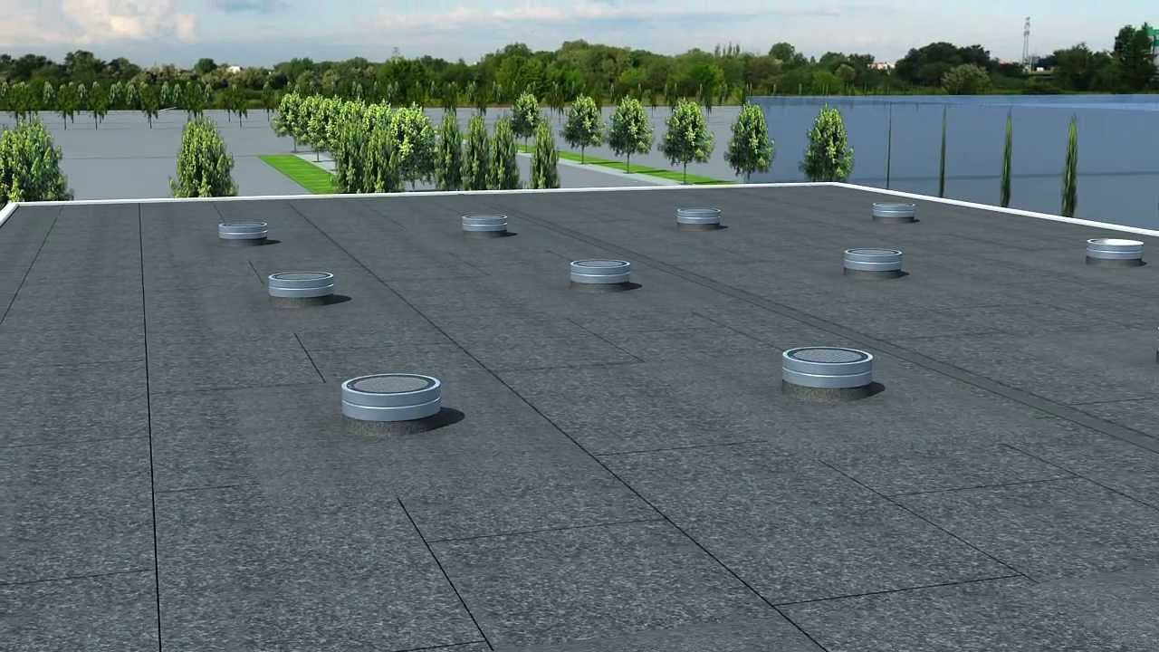 Solar Tube Installation Deplosun Glass Top In Deck Roof Youtube - Solar Tube Installation