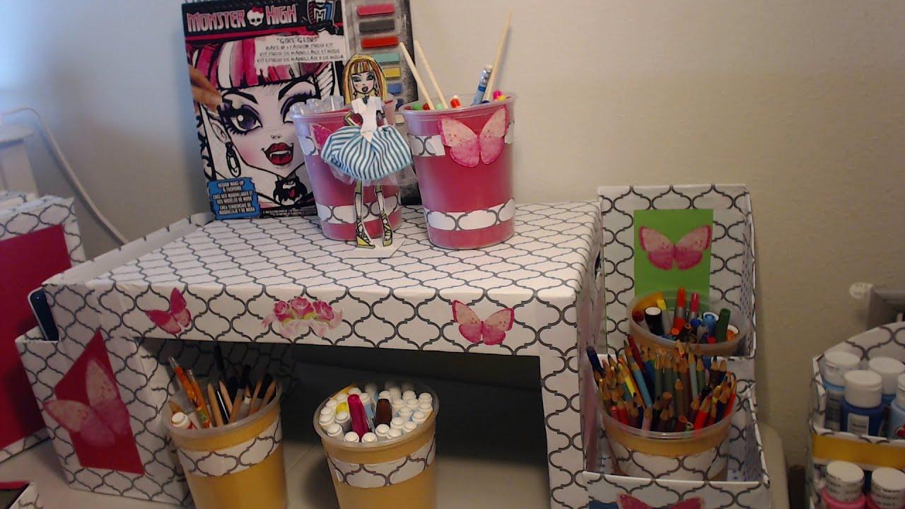 Como hacer una mesa de escritorio lo primero es hace una - Como hacer una mesa de ordenador ...