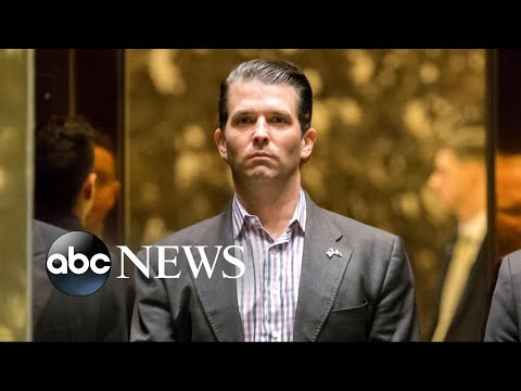 Donald Trump Jr. grilled by members of the House Intelligence Committee