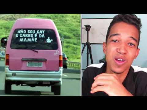TOP 7 FRASES DE VIDROS DE CARROS