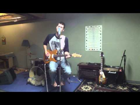 Blown Wide Open cover - Christian Kristalyn
