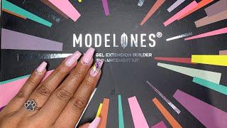 DIY MODELONES Polygel Review | Watch Me Do My Nails | Polygel Nails