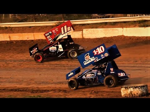 8-18-18 Great Lakes Super Sprints Heat 1 Thunderbird Raceway