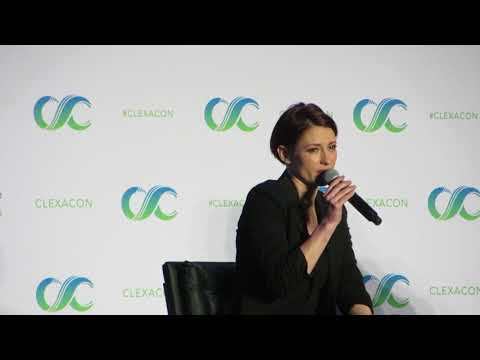 Chyler Talking about Sanvers  ClexaCon 2018