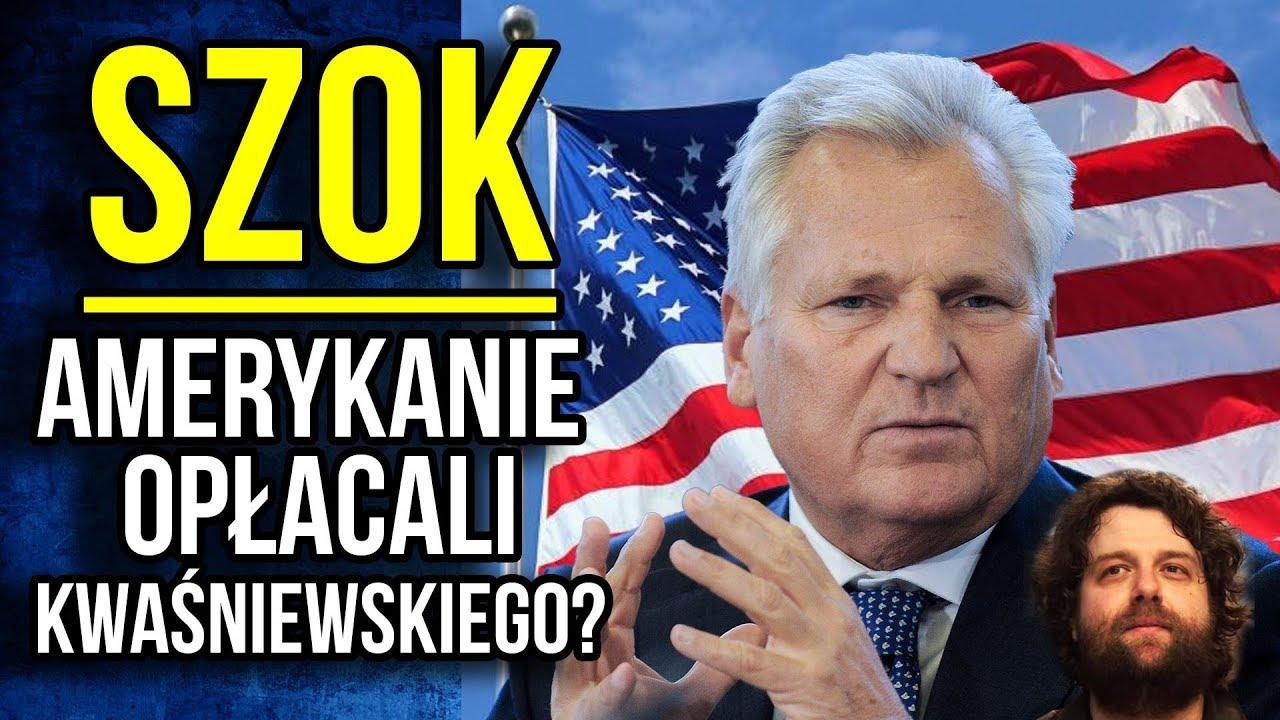Amerykanie of Trumpa Opłacali Prezydenta Polski Kwaśniewskiego by Lobbował Za Ukrainą? / USA – Rosja
