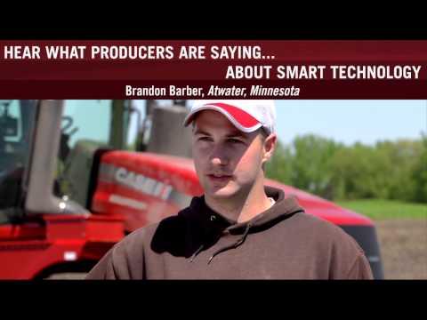 Case IH Smart Technology: Delivering Improved Fuel Efficiency