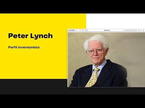 Peter Lynch - Perfil Inversionista