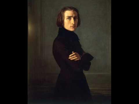 Franz Liszt - Étude de concert No.1,