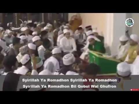 Qasidah Majelis Nurul Musthofa - Syirillah Yaa Ramadhan (Versi Indonesia)