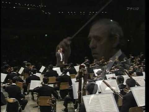 Brahms Sym.No.3 ブラームス 交響曲第3番Ⅲ Otmar Suitner/NHKso