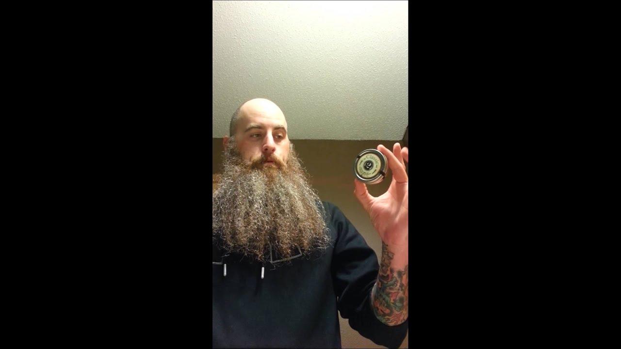 How to apply beard oil and beard balm. My routine. - YouTube