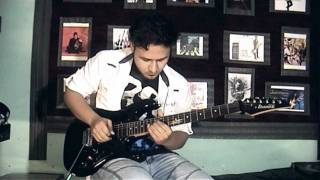 Steve Vai - For The Love Of God cover by - Ajay Kumar Satsangi