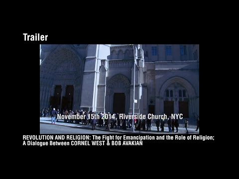 Trailer for the film Revolution and Religion: A Dialogue Between Cornel West and Bob Avakian