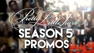 Pretty Little Liars - All Season 5 Promos