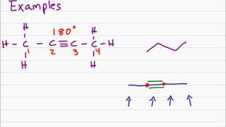 Drawing Skeletal Structures or Bond-Line Notations of Organic Molecules (Organic Chemistry Basics)