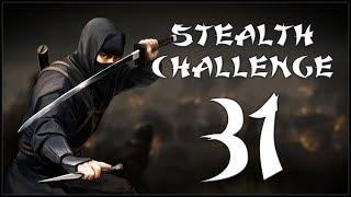 SURPRISE ATTACKS - Hattori (Legendary Challenge: Stealth Units Only) - Total War: Shogun 2 - Ep.31!