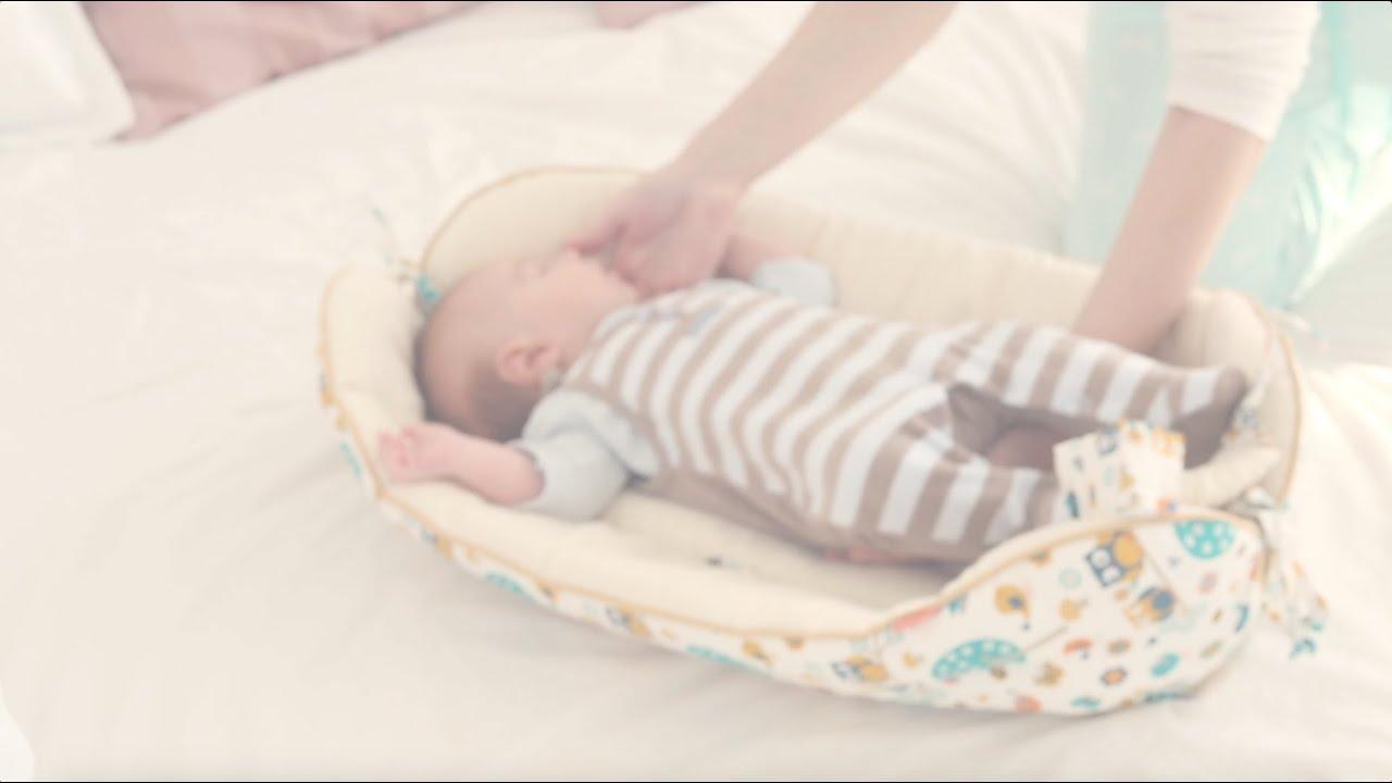 Люлька кокон для новорожденных