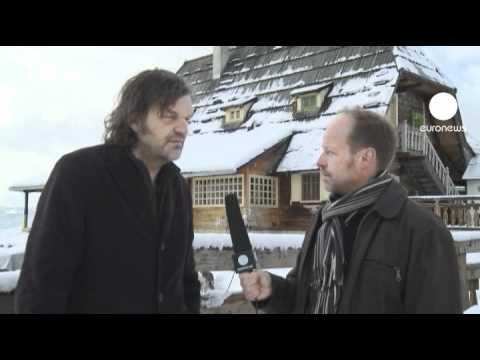 euronews cinema - Zu Gast bei Emir Kusturica in Küstendorf
