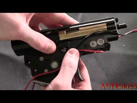 DIY: JG SIG 552 Assembly (Crazyncman's Review Project)  -ASTKilo23-