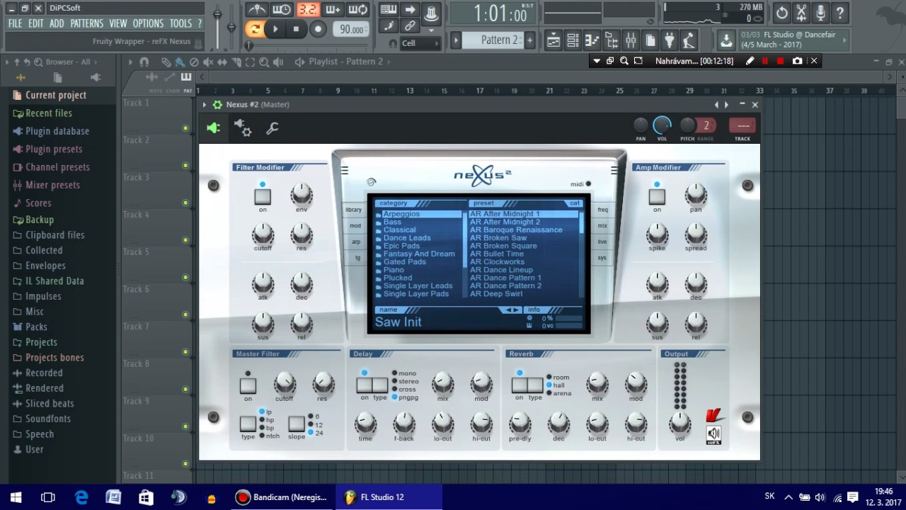 how to make audio fade in fl studio