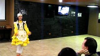 Брошетт-пати. 20 ноября .Татарский танец