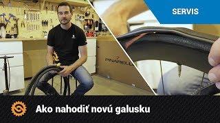 Ako nahodiť galusku | SERVIS - MTBIKER.SK