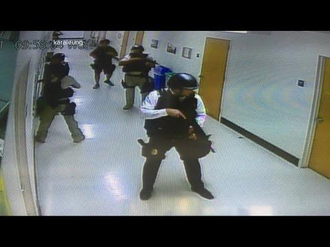 UCLA Shooting | SWAT Teams Respond