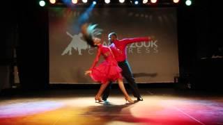 Carlos and Fernanda Zouk Show at 6th Prague Zouk Congress 2015 - Ride by SOMO