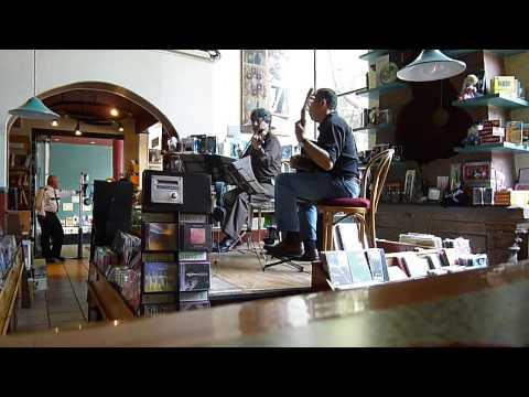 Café y jazz en El Péndulo DF