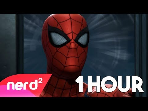 Marvel's Spider-Man Song | Welcome to the Web [1 Hour]  | #NerdOut