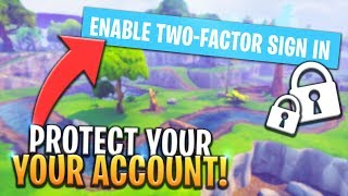 FORTNITE ACCOUNTS IN DANGER OF BEING HACKED! MOBILE/XBOX/PS4/PC - Fortnite: Battle Royale