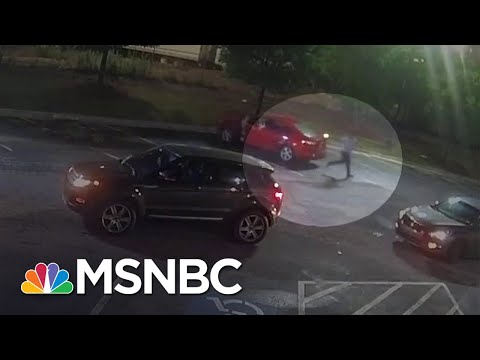 Surveillance Video Released of Fatal Atlanta Shooting, Police Chief Steps Down | MSNBC