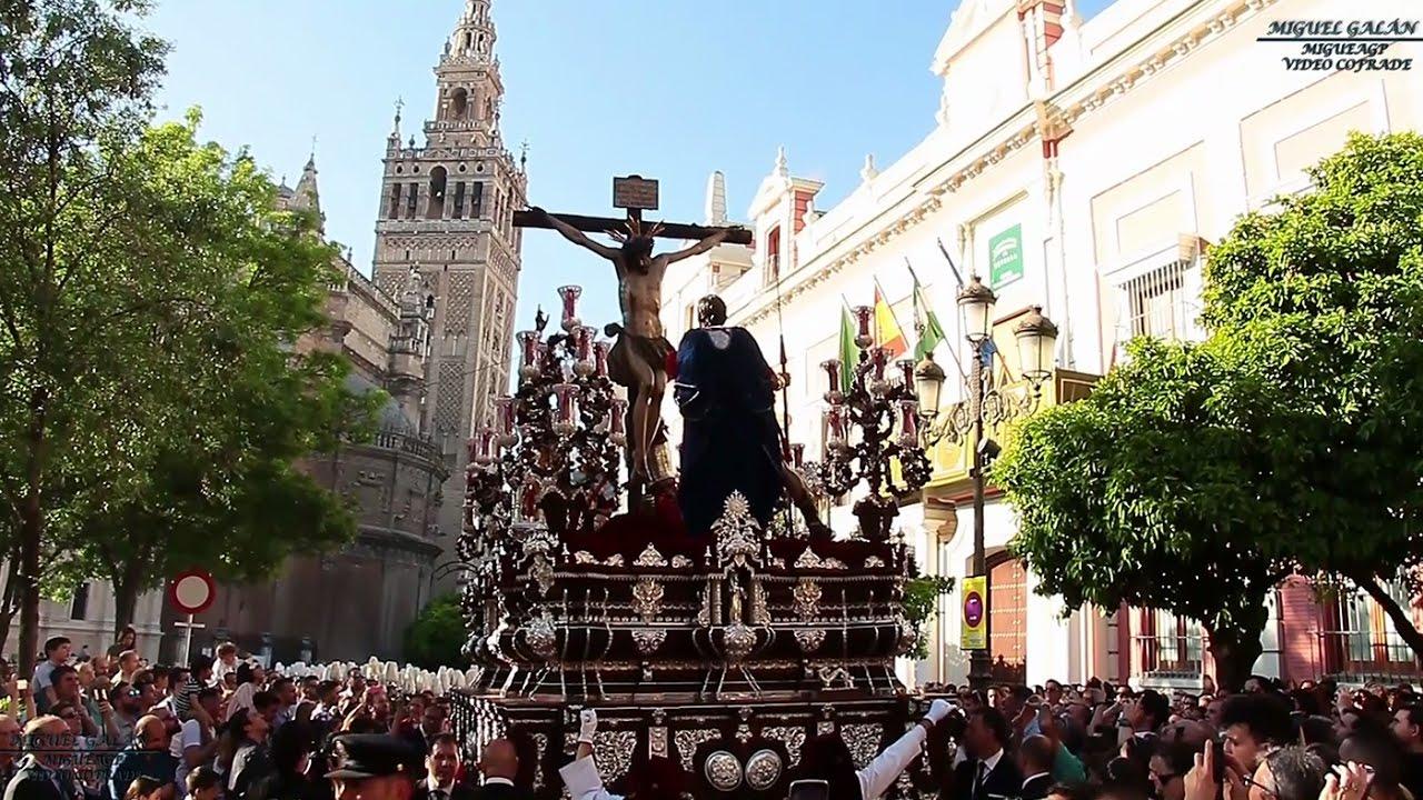 Hermandad del Cerro del Aguila-Semana Santa Sevilla 2017 - YouTube