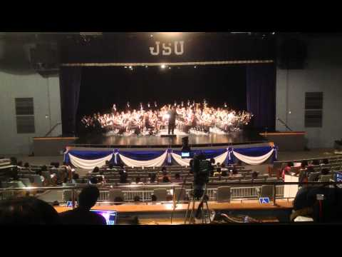 Jackson State University Concert Band - Into The Storm