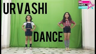 Urvashi Kids Dance By Siya And Mini l Dev Dance Choreography