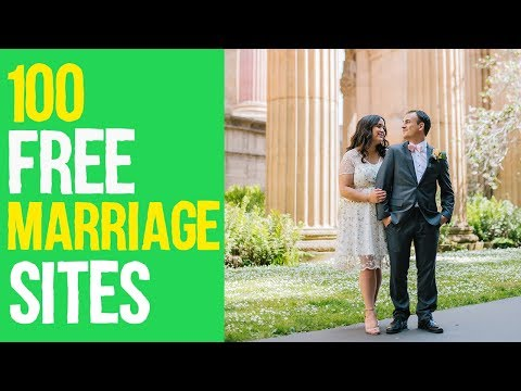 100 Free Marriage Sites - Best Marriage Site Is Here!