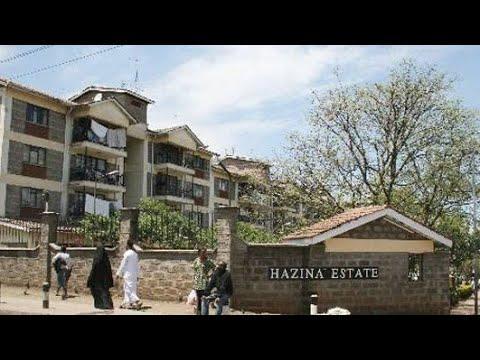 South B, Nairobi Kenya. From Mombasa Road via Hazina Estate to Mater Hospital