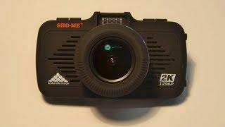 Sho-me A7-GPS/GLONASS vs Xiaomi YI - сравнение