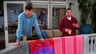 Jenny (Two and Half Men) Justice in Star-Spangled Hot Pants (4)