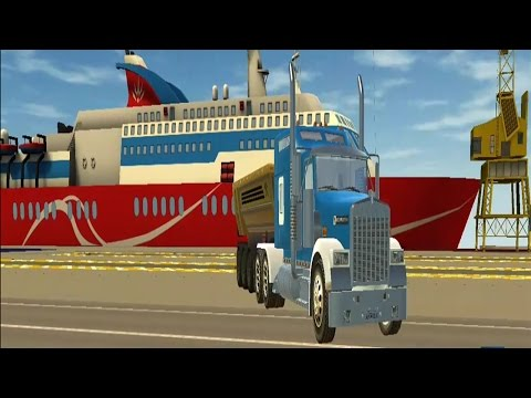 Truck Trials: Harbour Zone 2017 Android Gameplay