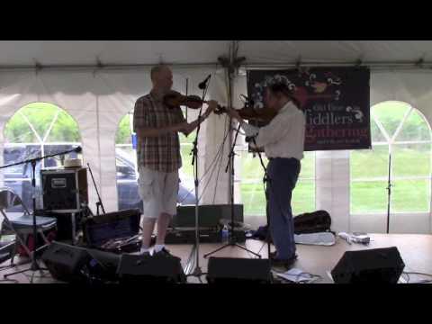 Stefhan Olstrom and Toby Weinberg - Fiddlers 2016