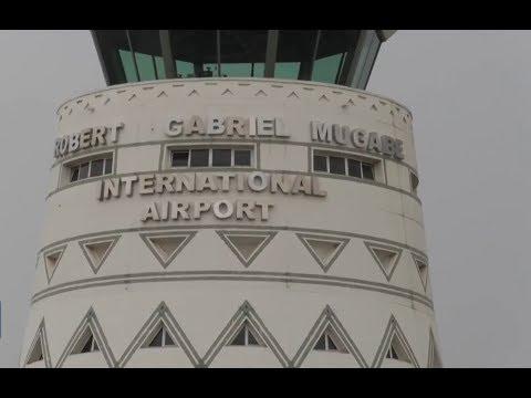 The ROBERT GABRIEL MUGABE INTERNATIONAL AIRPORT