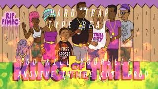 free beat hard trap beat anonime prod
