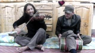 Gilgit song / Shina song on Violin