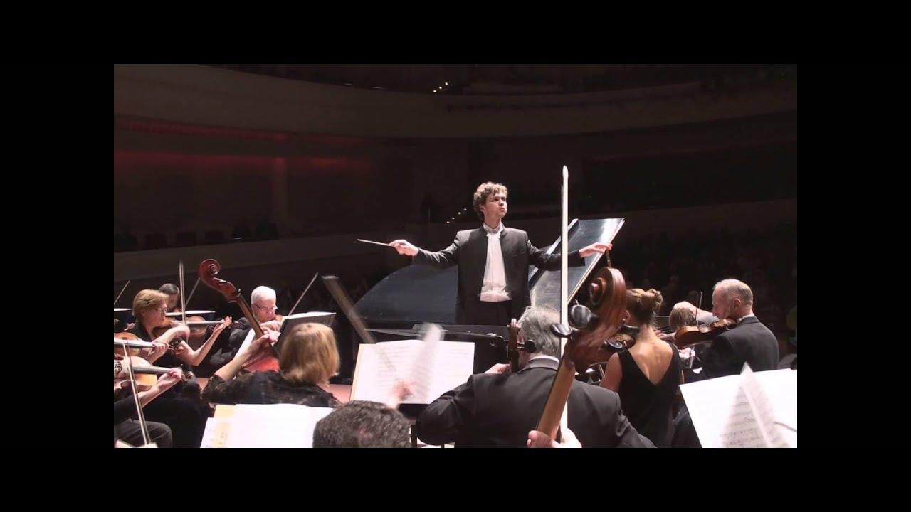 Sergei Prokofiev - Piano Concerto no.3 Daniil Trifonov - piano